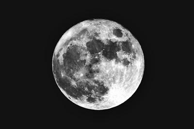 Sexta-feira 13 terá Lua cheia pela segunda vez em duas décadas