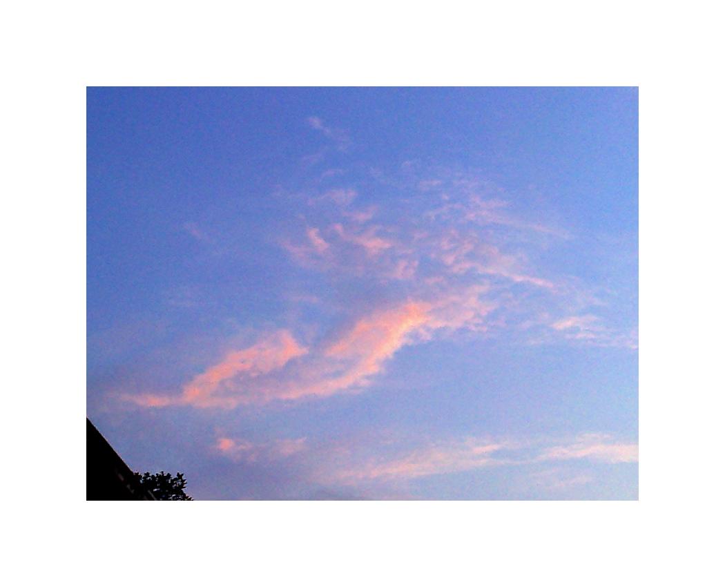 Evening Sky II, Twilight Pending 03
