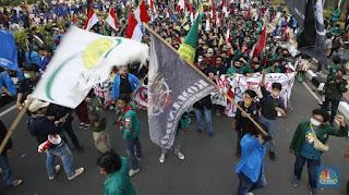 UU Ciptaker Berbuntut Panjang, Mahasiswa Se-Indonesia Bakal Gelar Demo Besar-besaran 8 Oktober