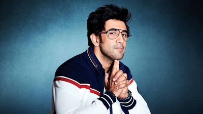 after getting fame by Breath and shadow amit sadh start shooting his upcoming webseries zidd
