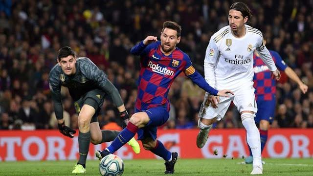 Barca thua Siêu kinh điển: Thượng tầng rối loạn, hết tiền sẽ bán Messi?1