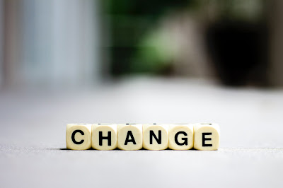 Life is a change