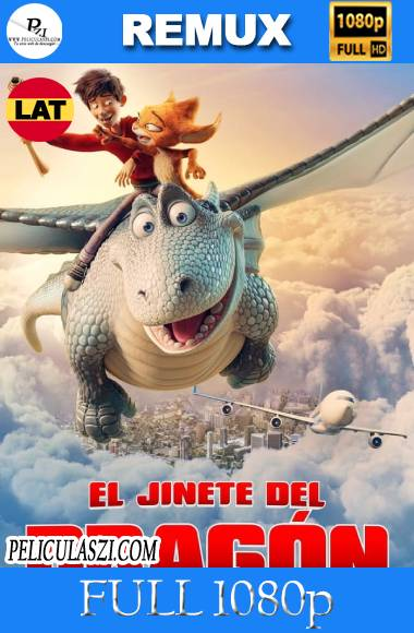 Ben y el dragón (2020) Full HD REMUX 1080p Dual-Latino VIP