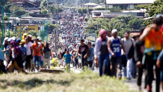 MUNDO: ONU para los Refugiados exhortó a México a destinar más recursos a la agencia de refugiados.