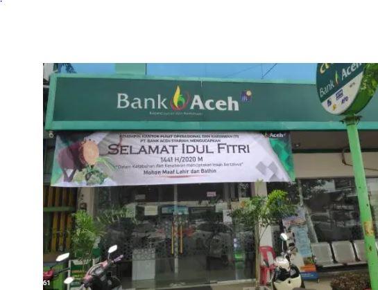 Alamat Lengkap dan Nomor Telepon Kantor Bank Aceh di Bener Meriah