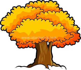 cartoon tree drawing