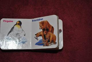De la grădina zoologică, carte second-hand