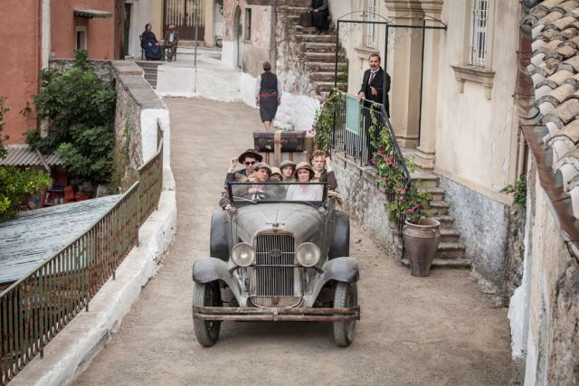 Η Κέρκυρα αναδείχθηκε η κορυφαία ευρωπαϊκή τοποθεσία για κινηματογραφικά γυρίσματα