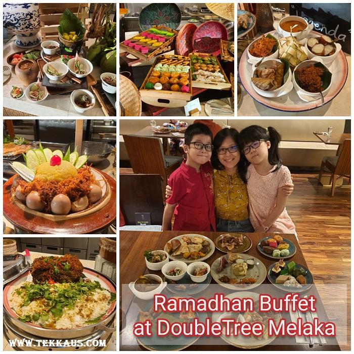 Best Ramadhan Buffet At DoubleTree Melaka