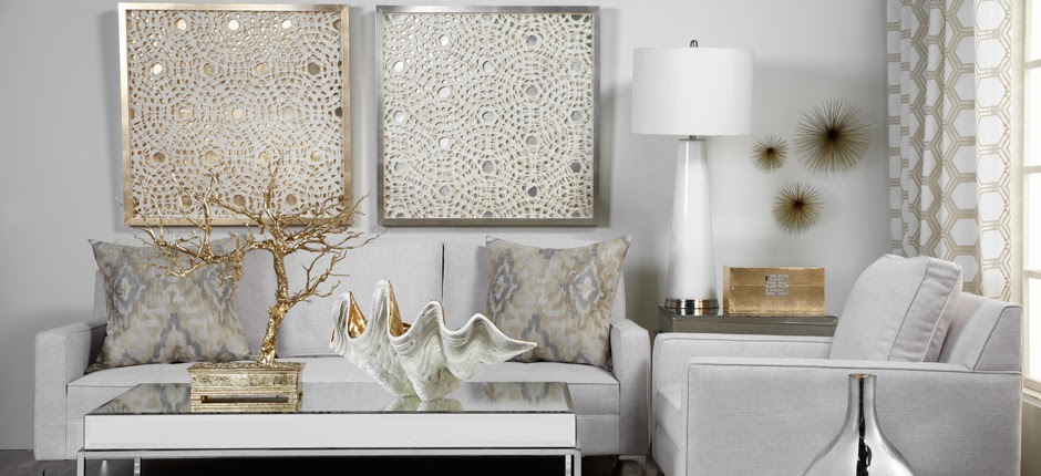 Decorating Cents: Mixing Metals In Home Decor