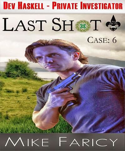 The Last Shot  cover