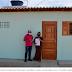 Em Barra de Santa Rosa PB, famílias assentadas recebem casas no Zumbi dos Palmares I.