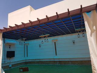 تركيب مظلات في جدة والمنطقه الغربية باشكال جميلة واسعار مناسبة