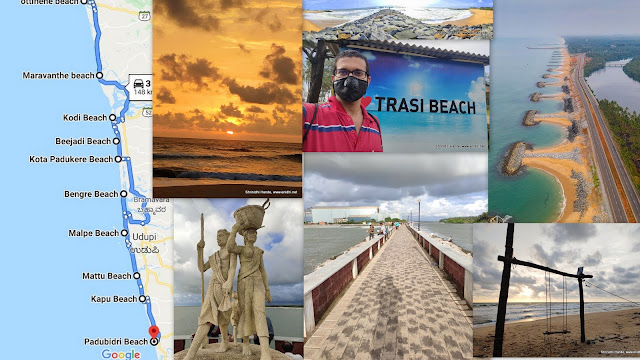 Udupi's best top 10 beaches list and details