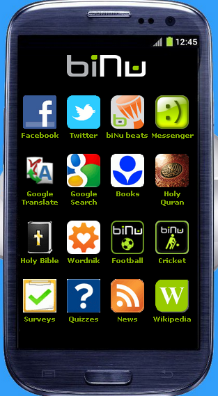 Facebook mobile Java phoneky com