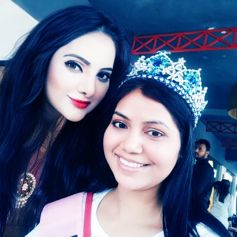 India's first transgender woman to win Empress Earth   Naaz Joshi   Hmaratalent