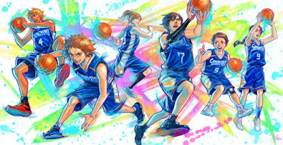 """""""Echoes"""" es la primera licencia manga de Kodai."""