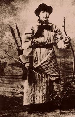 Buryat Archer