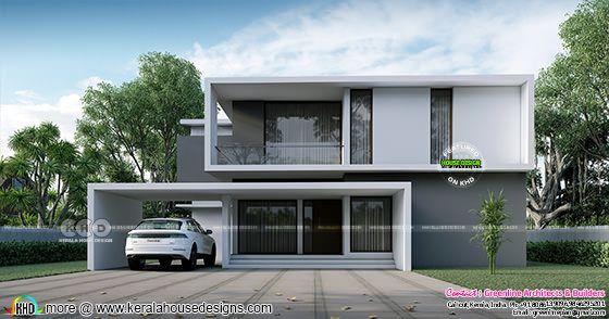 4 bedroom minimalist house 2500 square feet