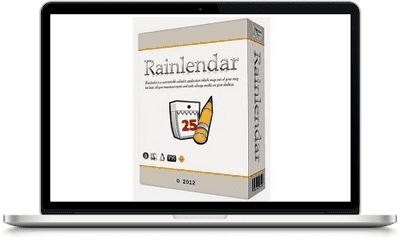 Rainlendar Pro 2.15.3 Build 165 Full Version