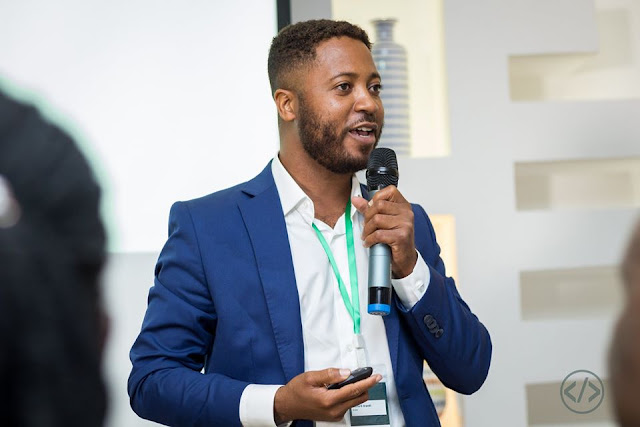 CEO of Codetrain, Richard Brandt Shortlisted Amongst The Top 50 Most Influential Ghanaian Entrepreneurs