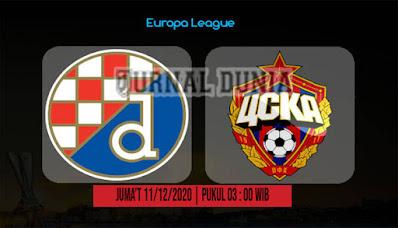 Prediksi Dinamo Zagreb vs CSKA Moscow ,Jumat 11 Desember 2020 Pukul 03.00 WIB