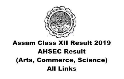 hs result assam 2019