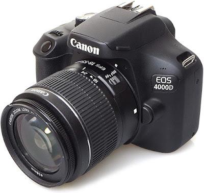 كاميرا كانون 4000 D