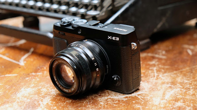Fujifilm X-E3 digital camera hands-on review