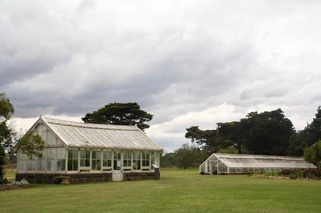 Werribee Park Mansion Gardens