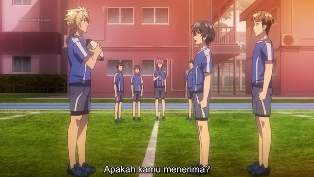 Try Knights Episode 02 Subtitle Indonesia