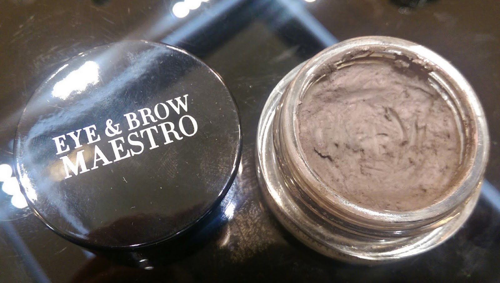 Giorgio Armani Dark Brown Eye & Brow Maestro
