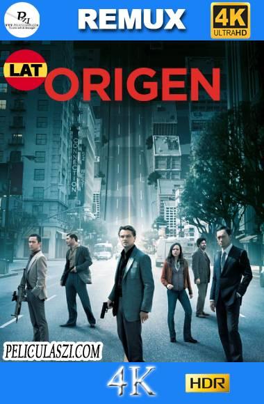 Origen (2010) Ultra HD REMUX 4K HDR Dual-Latino VIP
