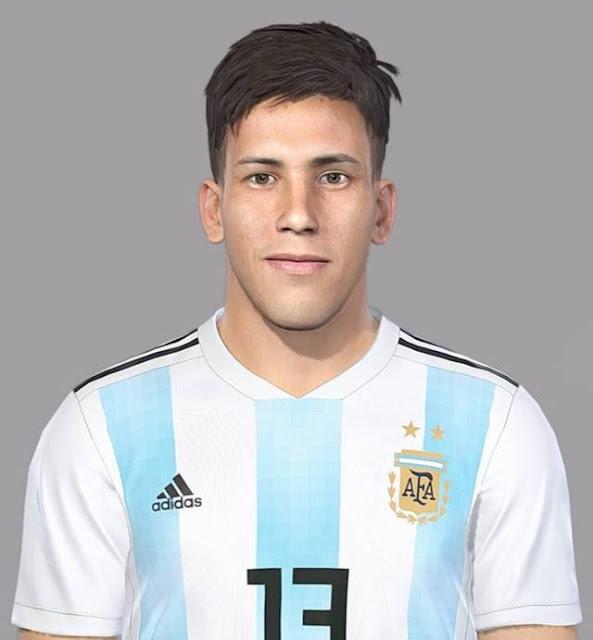 Maximiliano Meza Face PES 2018