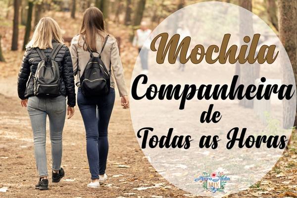 Mochila - Uma Companheira Para Todas as Horas