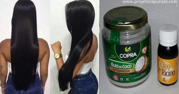 umectação para fazer o cabelo crescer mais rápido
