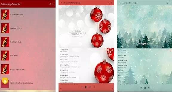 Aplikasi Lagu Natal di Android Terbaik-4