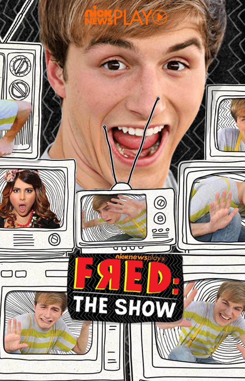 Fred: The Show Pôster (FOTO: Reprodução/Nick News)