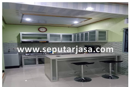 Jasa Buat Kitchen Set Ponorogo Hub. 0812.3333.8545