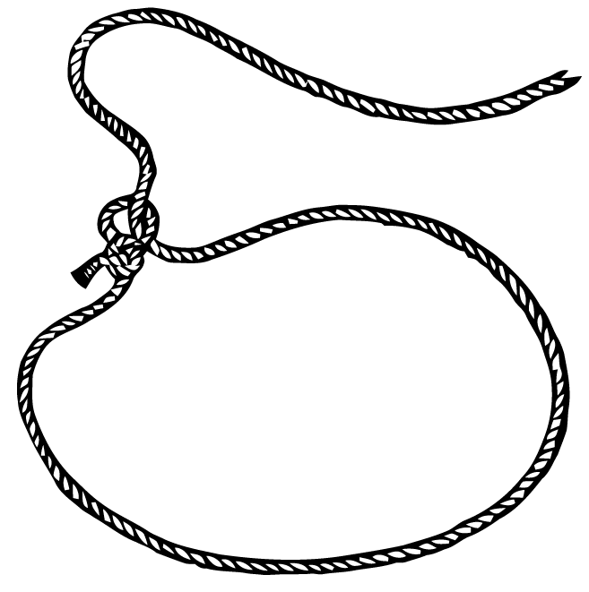 Lasso Clip Art Ephemeraphilia: Free V...