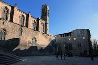 Capella de Sta. Àgata (Pl. del Rei)