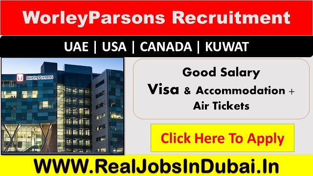 WorleyParsons Careers Jobs In UAE, USA , Canada & Kuwait.