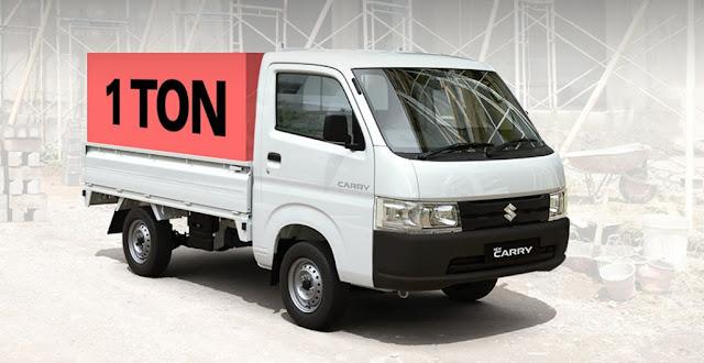 Daftar Biaya Pajak Lengkap Suzuki Carry  Pick Up  2020