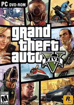 Grand Theft Auto V (GTA 5) v1 33-RELOADED RePack [HIGH