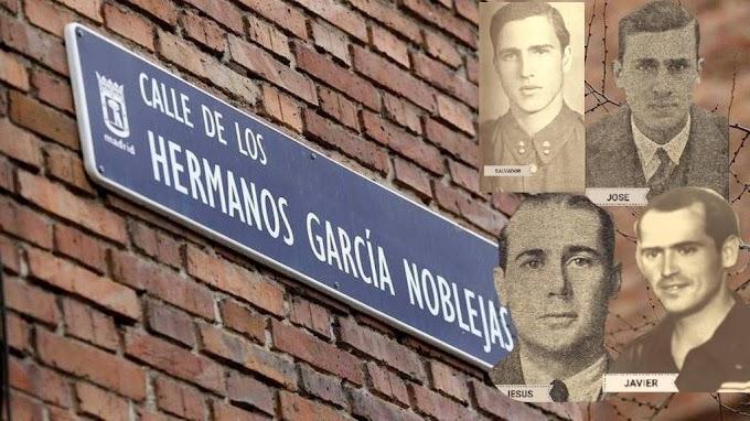 SALVAR AL SOLDADO GARCÍA-NOBLEJAS