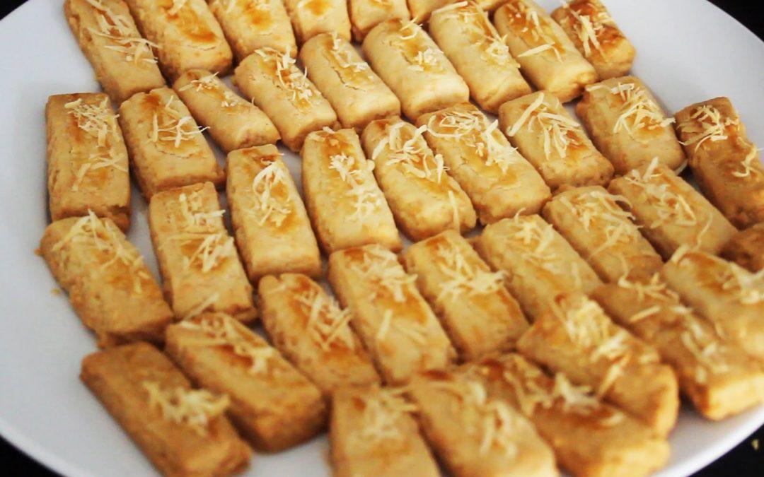5 Resep Kue Kering dan Cara Membuatnya