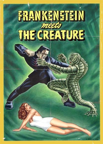 abbott and costello meet the creature