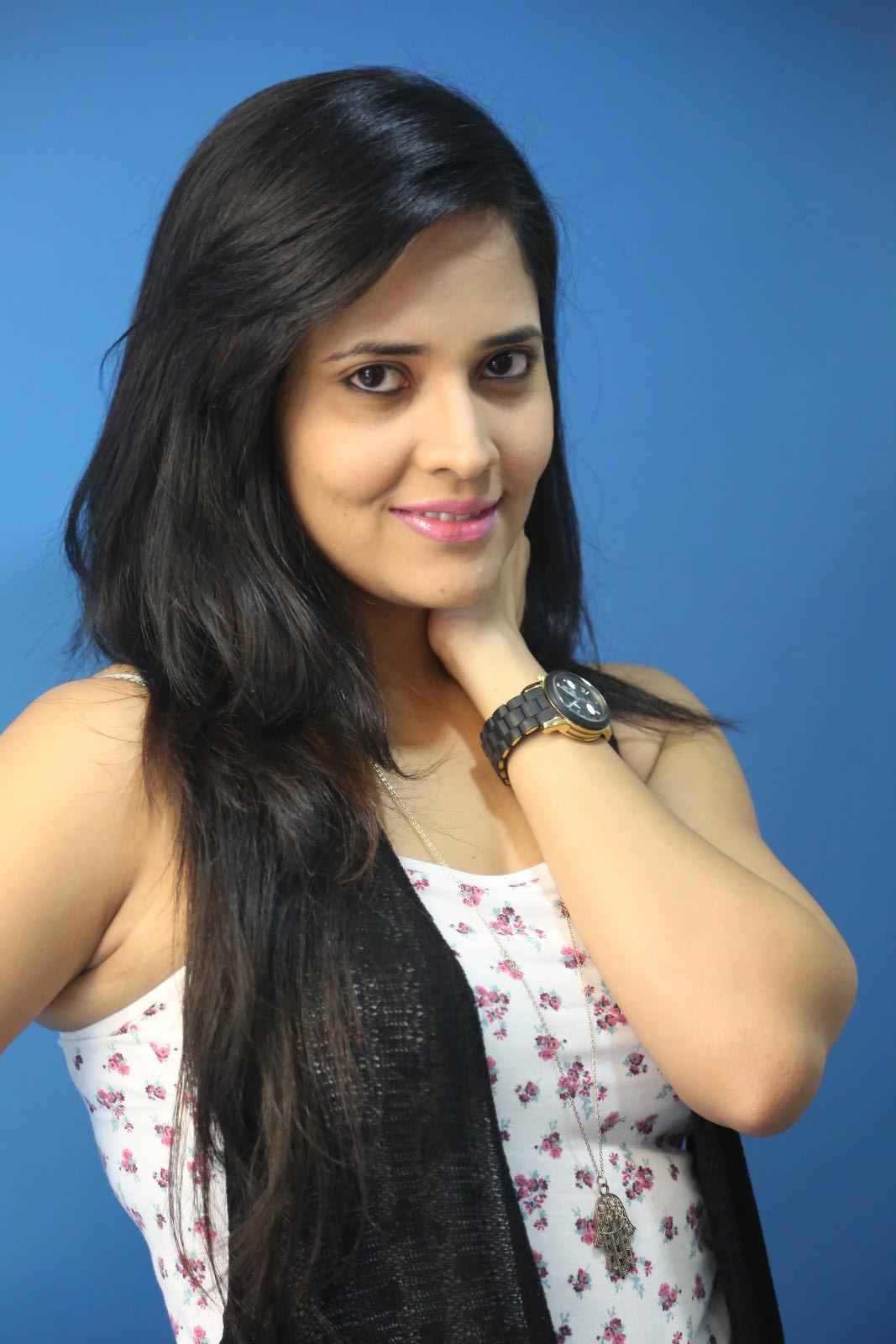 Anasuya Hot Photos