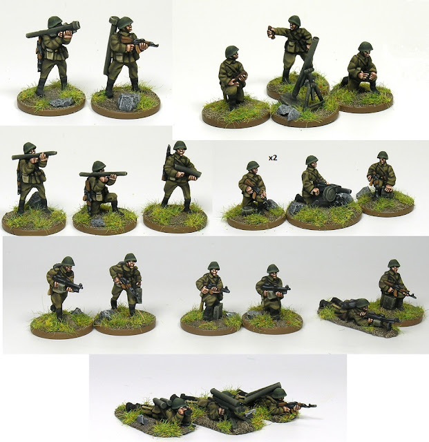 Wargame News and Terrain: Khurasan Miniatures: 15mm Late