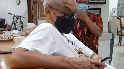 Dipersilakan Hengkang Nyusul Rustri, Ganjar Berserah ke Megawati